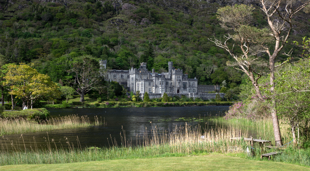 Kylemore Abbey