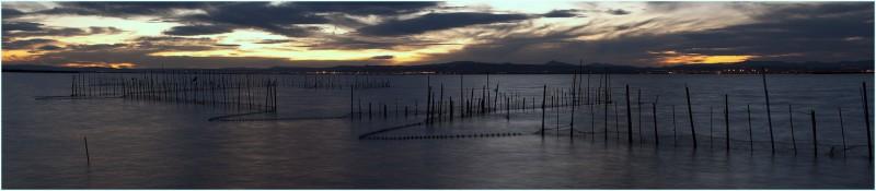 Panoraam kalavõrkudega