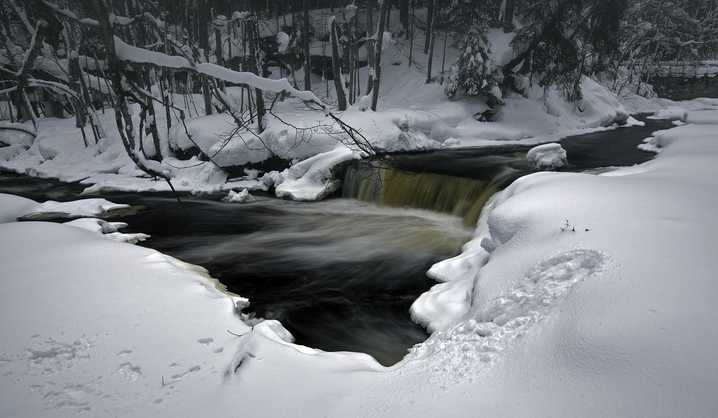 Talvine Nõmmeveski