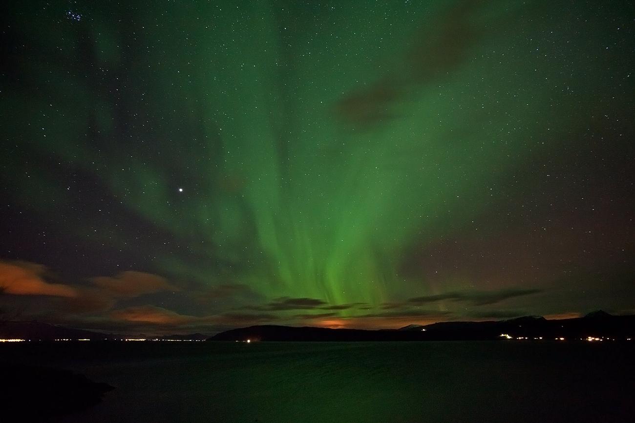 Virmalised Norras