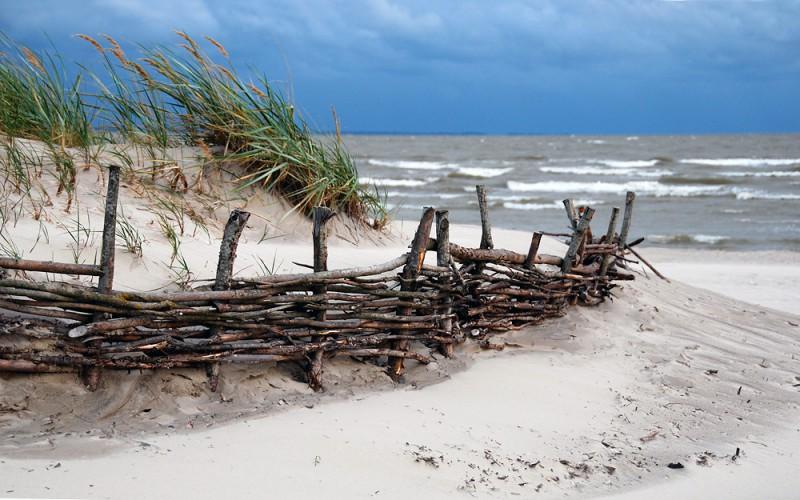 Pärnu rannas