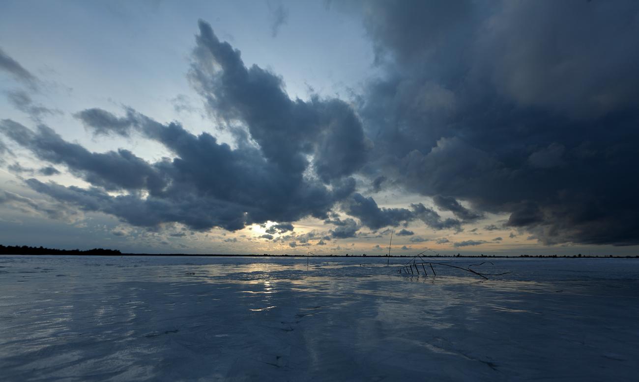 Ähvardavad pilved