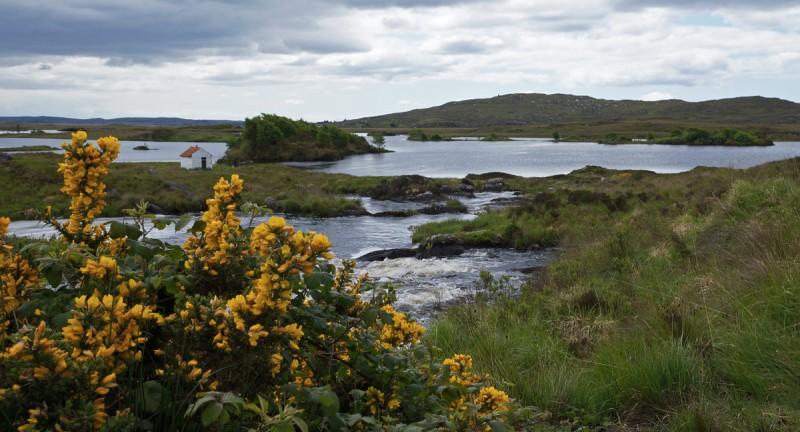 Connemara vaade