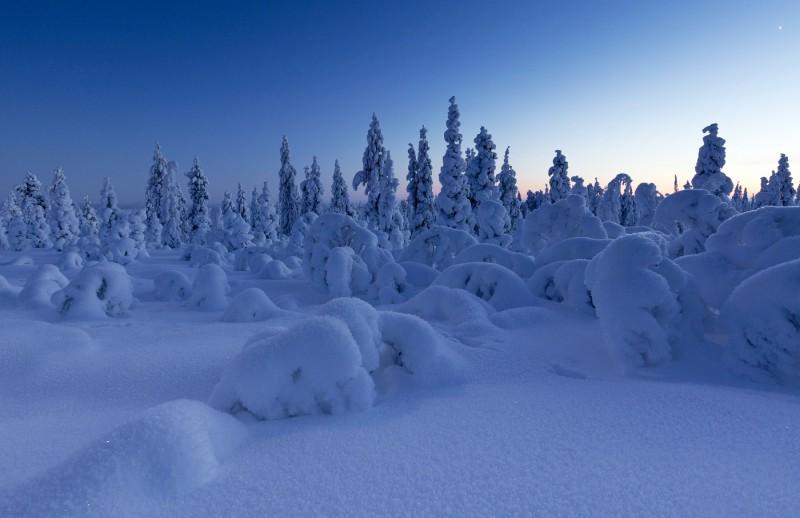 Külm õhtu Lapimaal