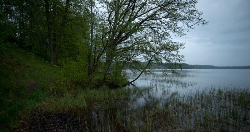 Sompus ilm ja Ähijärv