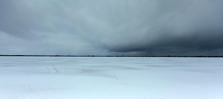 Tänavjärve jääl