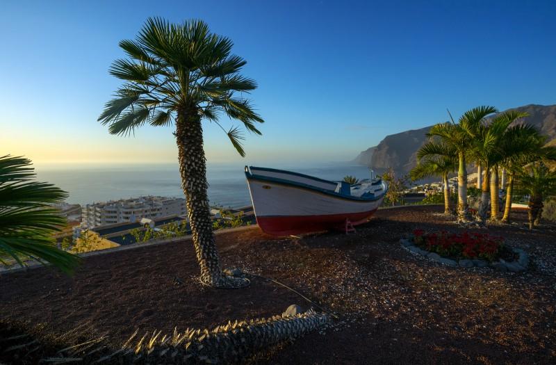 Postkaart Tenerifelt